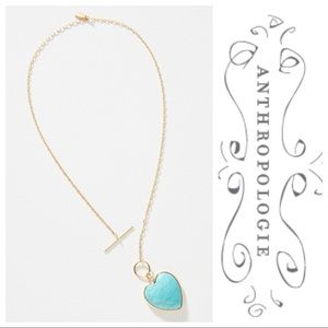NWT Serefina Amour Pendant Necklace